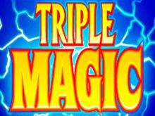 Простая и прибыльная игра Triple Magic от разработчика Microgaming