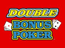 Популярный автомат Double Double Bonus Poker с выводом