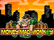 Онлайн азартный аппарат Money Mad Monkey